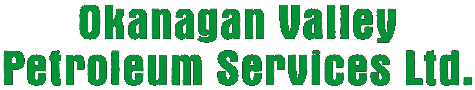 Okanagan Valley Petroleum Services Ltd.